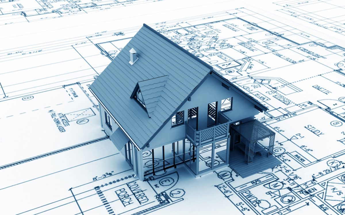 Bauplan Digitalisieren