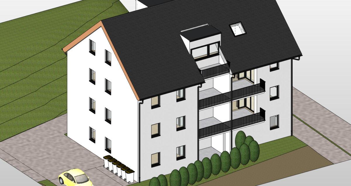 Pläne digitalisieren: Wir digitalisieren Gebäudepläne und Baupläne in 2D sowie 3D in allen gängigen CAD-Programmen