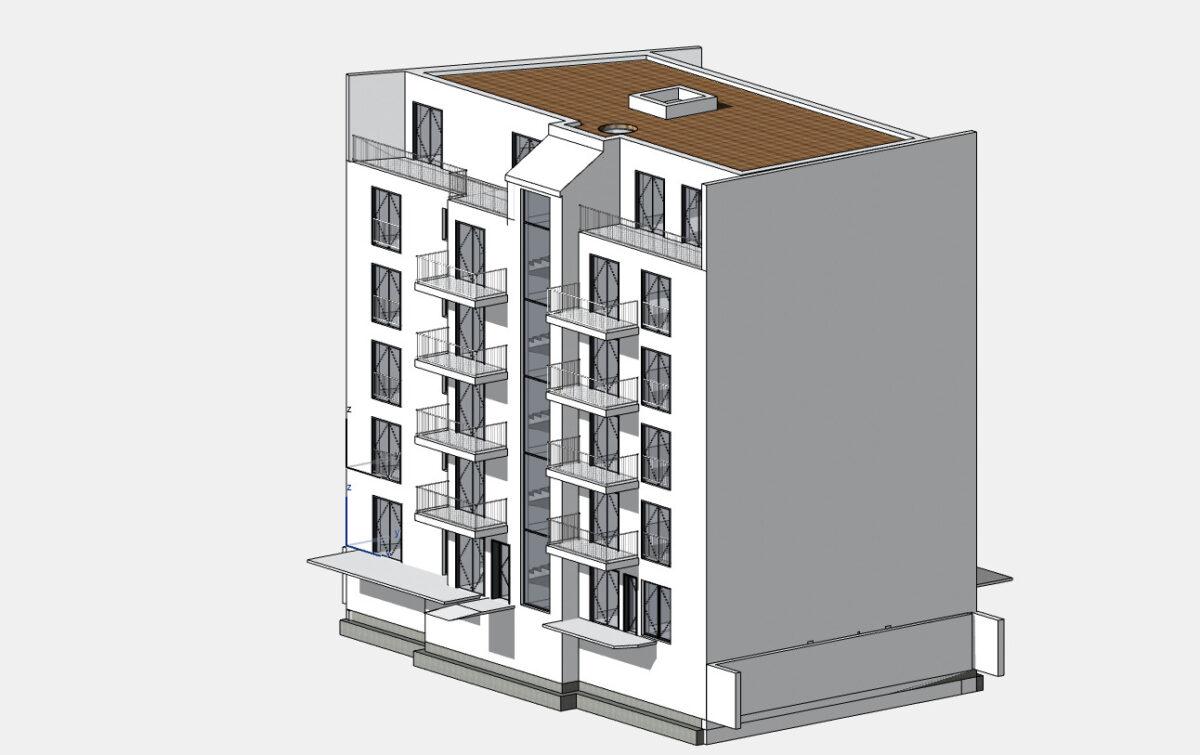BIM Modell erstellen: CAD Digitalisierung von 2D Bauplänen oder Punktwolken nach 3D BIM erstellen. Planungssicherheit für Architekten und Ingenieure.